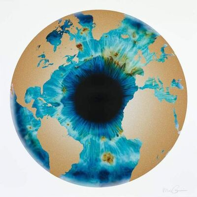 Marc Quinn, 'Geography', 2020