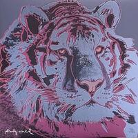 Andy Warhol, 'Siberian Tiger', 1987