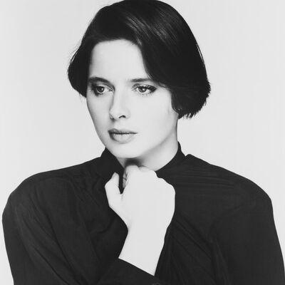 Terry O'Neill, 'Isabella Rossellini, London', 1984