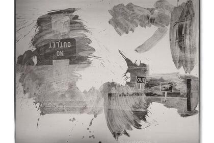 Robert Rauschenberg's Night Shades and Phantoms