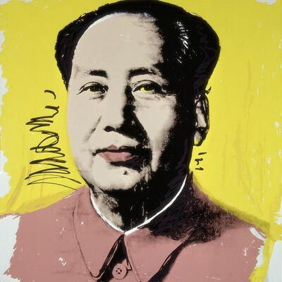 Andy Warhol, 'Mao Tse Tung ', 1972