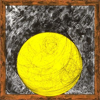 Robert Hudson, 'Out of Orbit', 1987