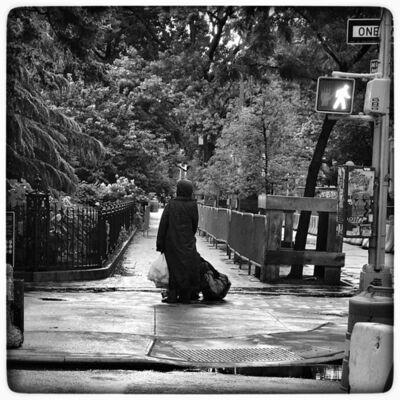 Amy Arbus, 'One Long Walk', 2017