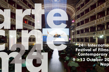 24th Artecinema International Festival of Films on Contemporary Art