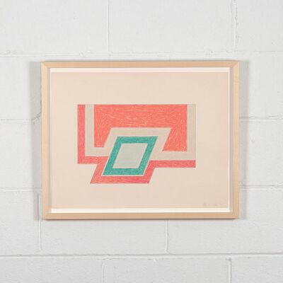 Frank Stella, 'Conway', 1974