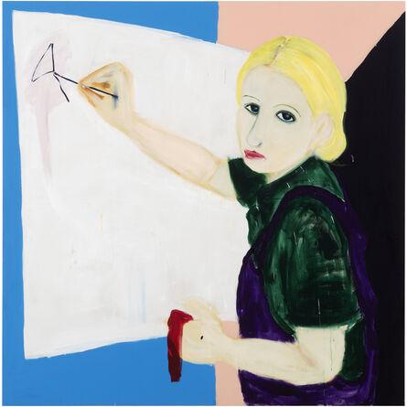 Rauha Mäkilä, 'Who is Paloma Picasso's Mother', 2020
