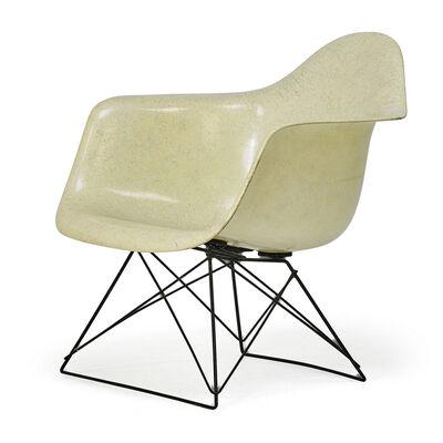 Charles Eames, 'Lounge Arm Rod Chair (Lar), Zeeland, MI', 1950s