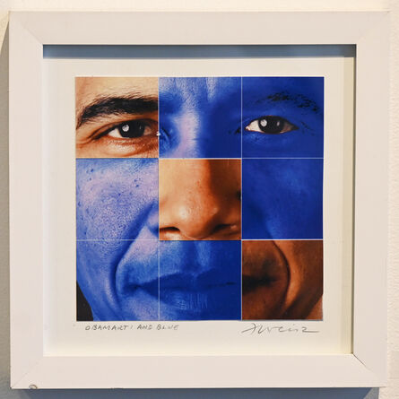Florence Weisz, 'Obamart: AND Blue', 2009