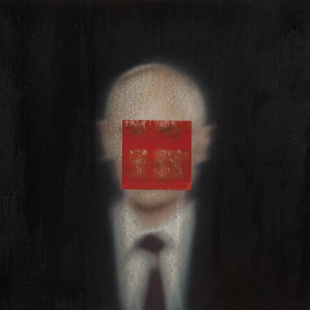 John Keane, 'Red Square', 2014
