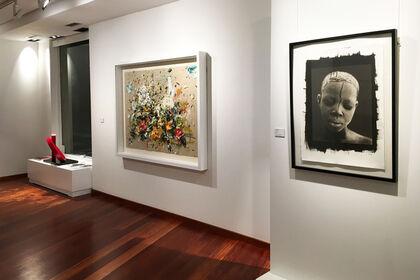 30 +3  Anniversary exhibition