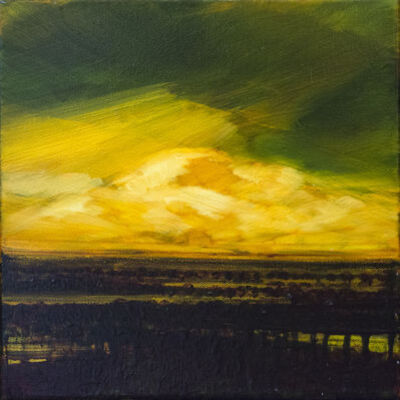 James Lahey, 'Landscape Study Eulogy Series', 2003