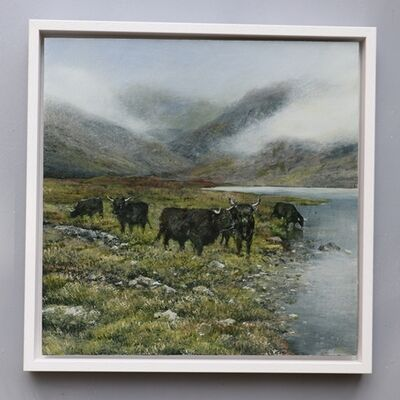 Garry Pereira, 'Classic Highland Landscape', 2020