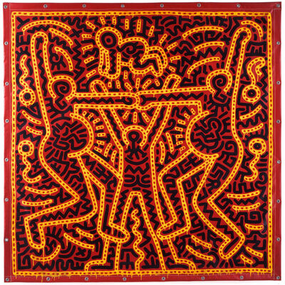 Keith Haring, 'untitled', 1983