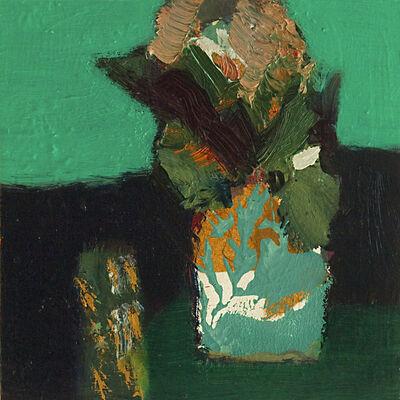 Jennifer Hornyak, 'Emerald with Pattern', 2017