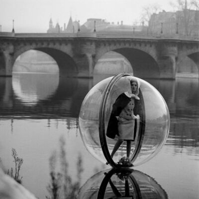 Melvin Sokolsky, 'Bouquet Seine, Paris', 1963