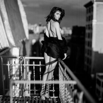 Arthur Elgort, 'Stephanie Seymour, New York', 1986