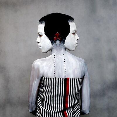 Aida Muluneh, '99 Series (Part Four)', 2014