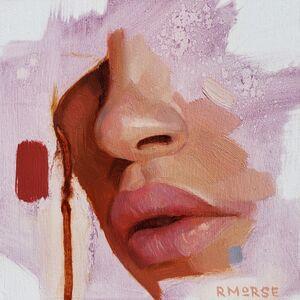 Ryan Morse, 'Lips 2', 2019