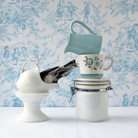 Kimberly Witham, 'Still Life with Pitchers and Tea Cup', 2010