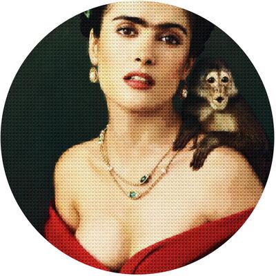 Alex Guofeng Cao, 'Love Me Tender Salma Vs. Frida', 2020