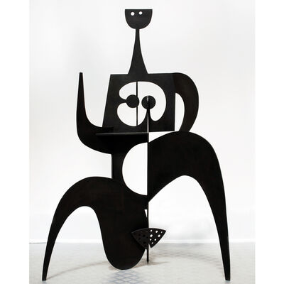 Philippe Hiquily, 'MARATHONIENNE – 275 CM', 1981
