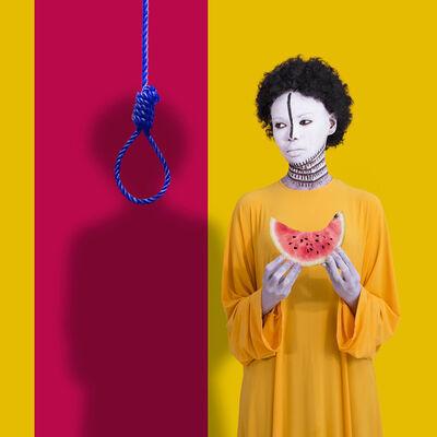 Aida Muluneh, 'The American Dream', 2017