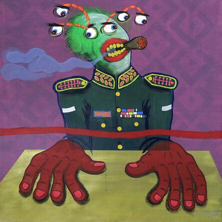 Pathy Tshindele, 'Untitled', 2016