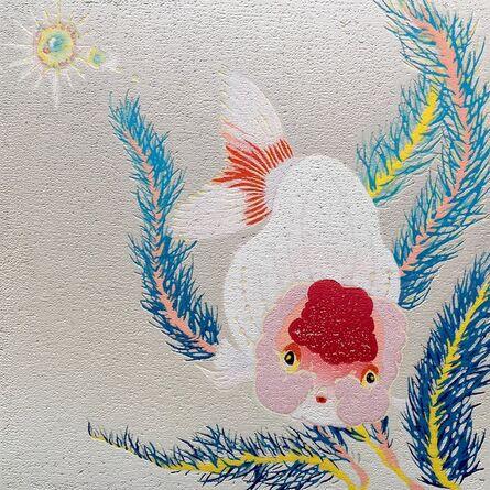 Li Ping-Yi 李屏宜, 'Ranchu─ Geisha 蘭壽-藝妓', 2018