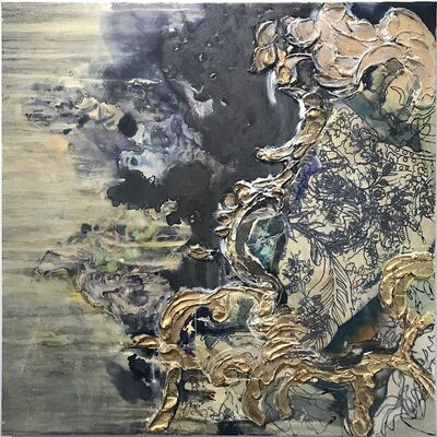 Maja Godlewska, 'Graphite Section', 2018