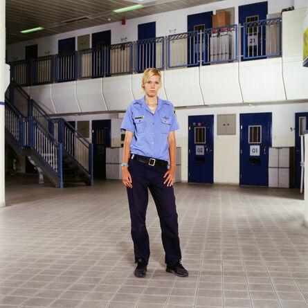 Shay Kocieru, 'Woman Prison Guard', 2008