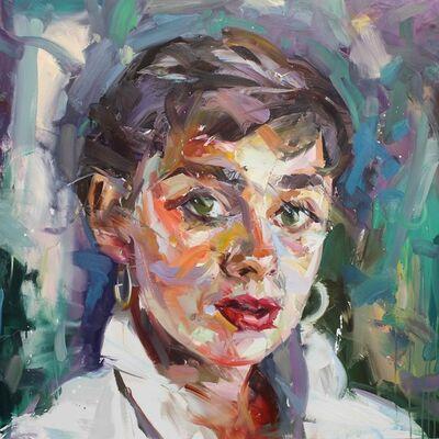 Paul Wright, 'Audrey Hepburn ', 2017