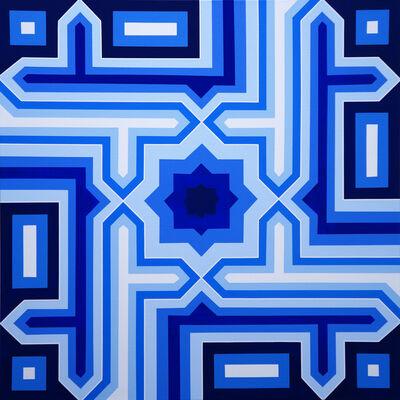 Fariba Abedin, 'Geometry #140', 2015