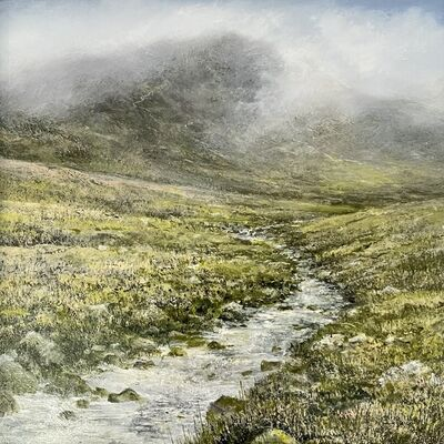 Garry Pereira, 'In Own Time - nature Scottish landscape painting', 2020