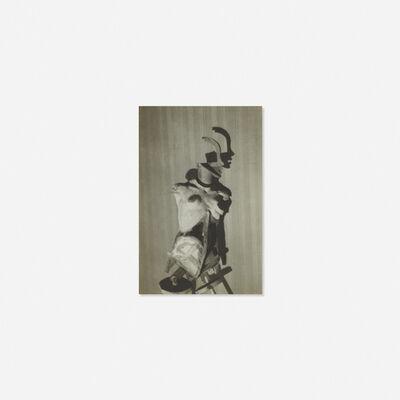 Hans Bellmer, 'Le squelette et l'ombre de la poupee', 1934-36