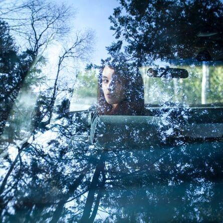 Cig Harvey, 'Kendall at Beauchamp, Rockport, Maine', 2014