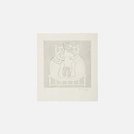 Louise Bourgeois, 'Metamorfosis (MoMA 496b) ', 1999