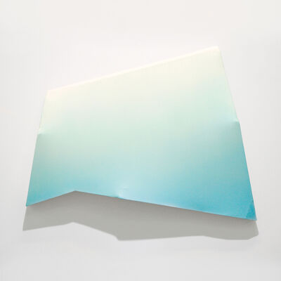 Eduardo Portillo, 'Grüner See 39', 2016