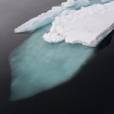 John Ruppert, 'Pack Ice Drift #2 / High Arctic, Svalbard, Norway', 2019-2021