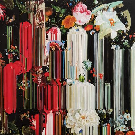 Alexis Mata, 'Fractura y error sobre naturaleza muerta', 2021