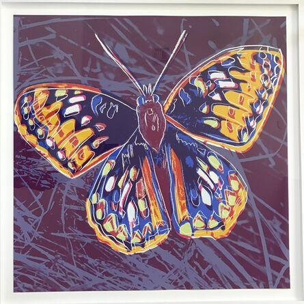 Andy Warhol, 'San Francisco Silverspot, Endangered Species F&S II.298', 1983