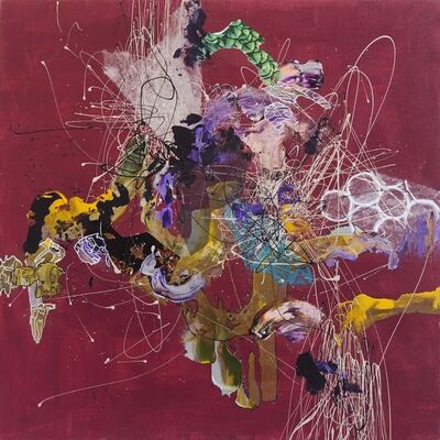 Yuni Lee, 'Molecular Tango', 2016