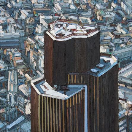 Ralph Fleck, 'London 20/IV (City)', 1999