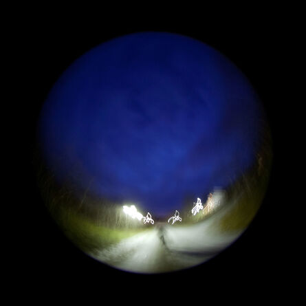Axel Straschnoy, 'Planetarium Still #2', 2012