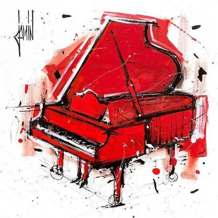 David Jamin, 'Piano1', 2020