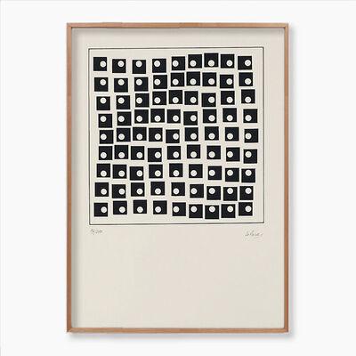 Julio Le Parc, 'Rotation de Carrés', 1980-1990