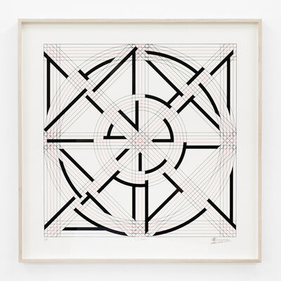 """Eduardo Terrazas, '1.1.328S from the series """"Possibilities of a Structure"""" subseries """"Cosmos""""', 2018"""
