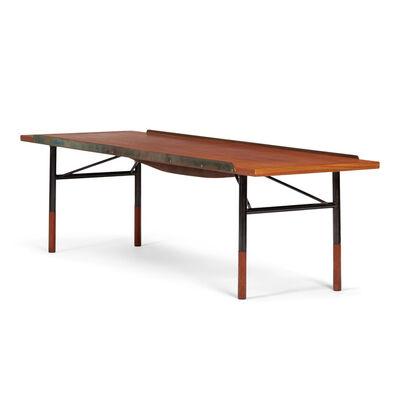 Finn Juhl, 'Table bench, model no. BO101', 1953