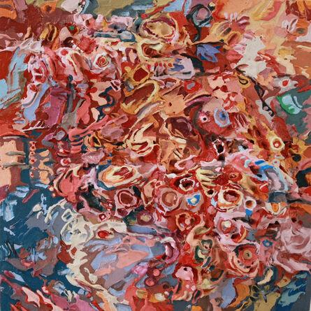 Anne Kagioka Rigoulet, 'Reflection k-44', 2017