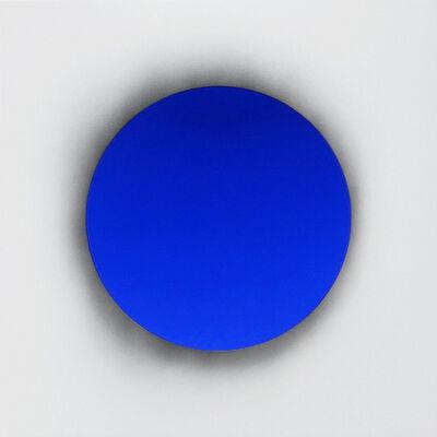 Lita Albuquerque, 'Still Point (Blue Horizon)', 2017