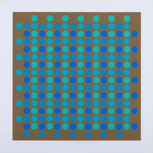 Almir Mavignier, 'Composition', 1973